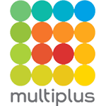 Multiplus vertical logo
