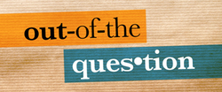 Out of the Question Logo