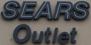 Sears Outlet Logo 1994