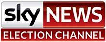 Sky News Election Channel logo