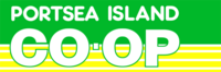 The Co-op logo Portsea Island