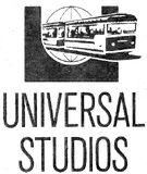 Universal Studios Tour 1969