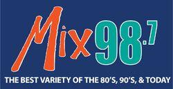 WJKK Mix 98.7