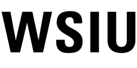 WSIU logo black