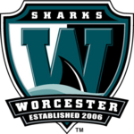 Worcester Sharks logo (alternate)