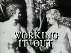 Working it out