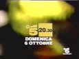 Canale 5 - yellow 1994