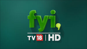 FYI TV18 HD Background
