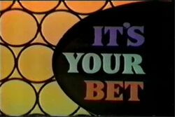 Itsyourbet