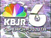 KBJR 1995 Logo
