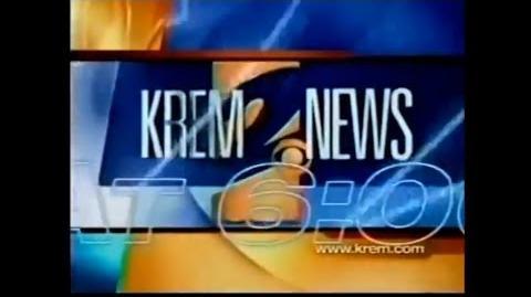 KREM-TV news opens