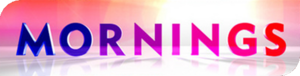 Mornings logo