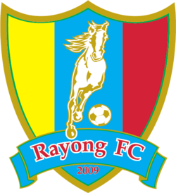 Rayong FC 2012