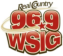 Real Country 96.9 WSIG