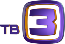 TV3 Russia 2014 logo