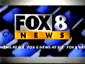 WJW FOX 8 News At 6 1997