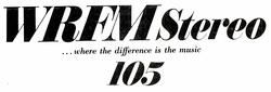 WRFM 1968
