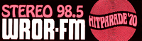 WROR FM Boston 1970