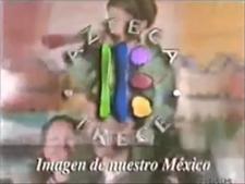 XHDF-TV Azteca 13 (2000) 2
