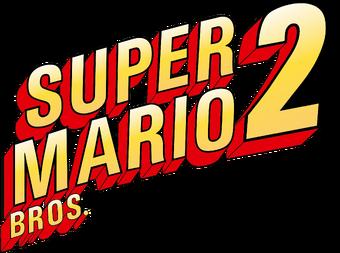 Super Mario Bros 2 Logopedia Fandom