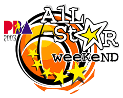 2003 PBA All-Star Game logo