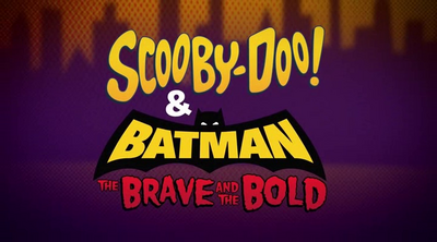 Brave and the Bold title card