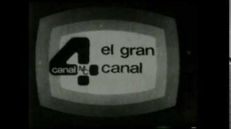 Canal 4 Montecarlo TV (Uruguay 1973)
