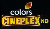 Colors Cineplex HD Logo Bug