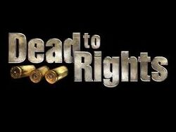 Dead to Rights logo