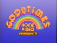 GoodTimes Home Video a