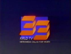 KRLD TV Sign On 1984