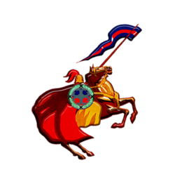 Letran Knights logo