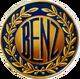 Mercedes benz logo 1909