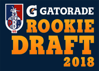 PBA draft 2018 logo