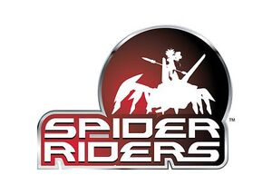 Spider Riders logo