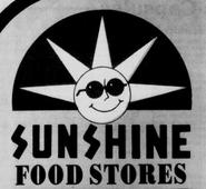 Sunshine Food Stores - 1982 -October 27, 1982-