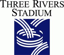 Three Rivers Stadium logo