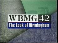 WBMG 42 The Look of Birmingham ID 1995