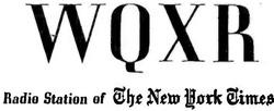 WQXR New York 1946