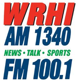 WRHI AM 1340 100.1 FM