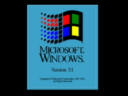 Windows 3 1