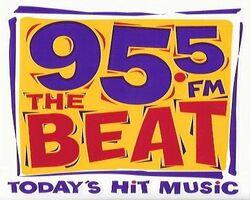 95.5 The Beat WDBT