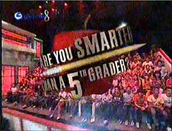 Are you smarter than a 5th grader indonesia