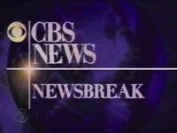 CBS Newsbreak 1996