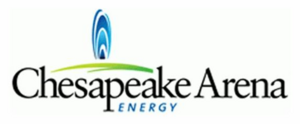 Chesapeake Energy Arena Logo