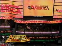 Good Morning America; ABC; May 4, 2006 (2)