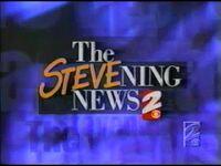 KCBS The Stevening News 1996