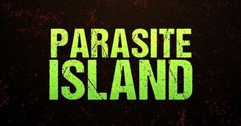 Parasite Island titlecard