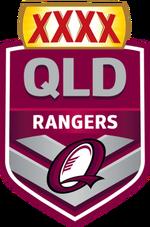 QRL Rangers Logo (2015)