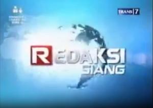 Redaksi siang 2010-2013